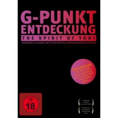 G-Punkt Entdeckung. The Spirit of Yoni.
