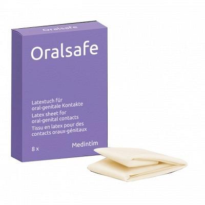 Oralsafe Latexschutztücher