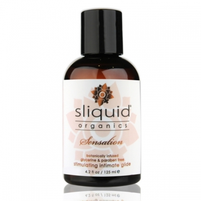 Stimulierendes Bio-Gleitmittel Sliquid NEU